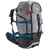 Backpack Rucksack Hiking Camping Outdoor Water Repellent Quechua Forclaz 50L
