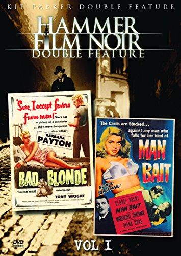 Hammer Film Noir Double Feature, Vol. 1 (Bad Blonde / Man Bait ) by Video Communications Inc.