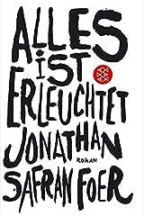 Alles Ist Erleuchtet (German Edition) Paperback
