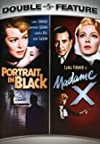 Portrait in Black / Madame X (Double Feature)