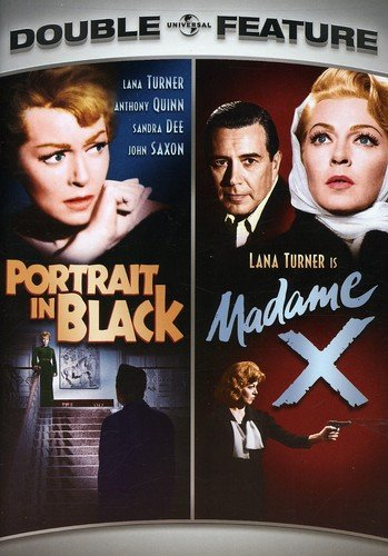 - Portrait in Black / Madame X (Double Feature)