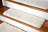 deans flooring - Dean Serged DIY Premium Carpet Stair Treads 30