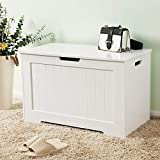 VASAGLE Lift Top Entryway Storage Chest/Bench
