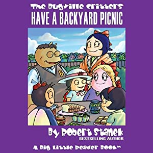 The Bugville Critters Have a Backyard Picnic Audiobook
