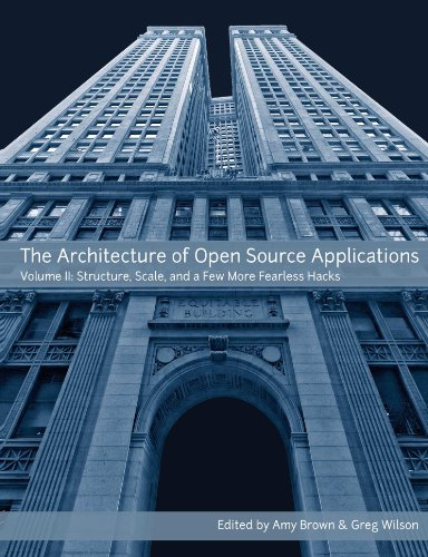 The Architecture Of Open Source Applications, Volume II by Amy Brown, Publisher : lulu.com