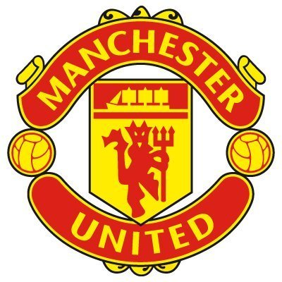 manchester united sticker - 3