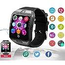 Bluetooth Reloj Inteligente con Cámara, Ezone Reloj...