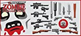 zombie defense pack - BrickArms Series 2016 Zombie Defense Pack