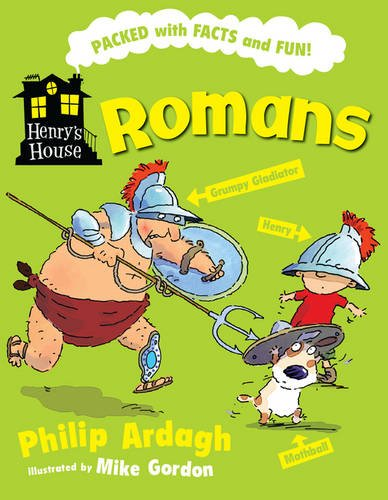 Read Online Romans (Henry's House) ebook