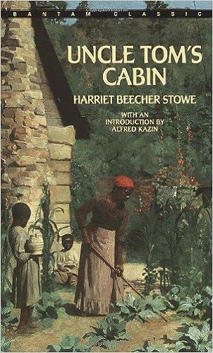 Superieur Uncle Tomu0027s Cabin (Bantam Classics): Harriet Beecher Stowe: 9780553212181:  Amazon.com: Books