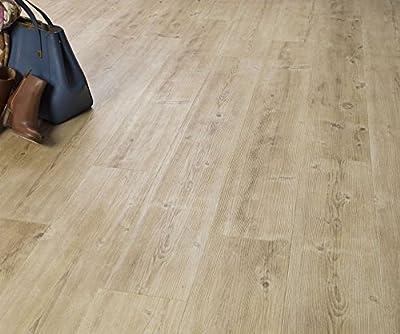Amandel PRO Glue Down Vinyl Plank Flooring SAMPLE