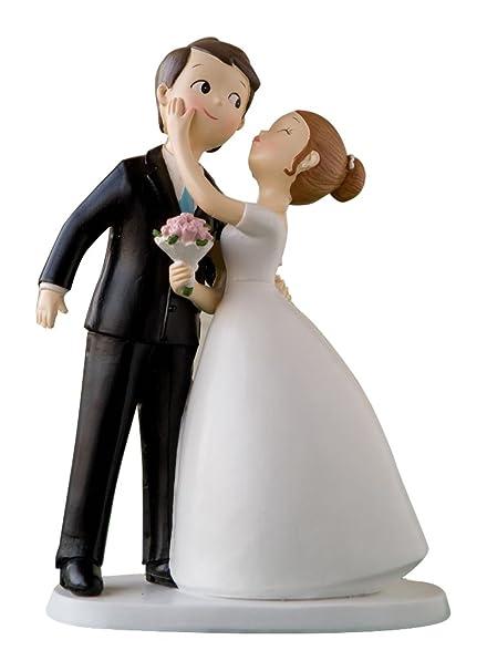 9735c714e4 Mopec Y971 - Figura para tarta de boda