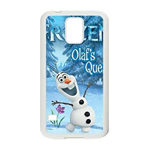 Frozen happy snow baby Cell Phone Case for Samsung Galaxy S5