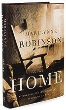 a novel:Home byRobinson(hardcover)(2008) by…