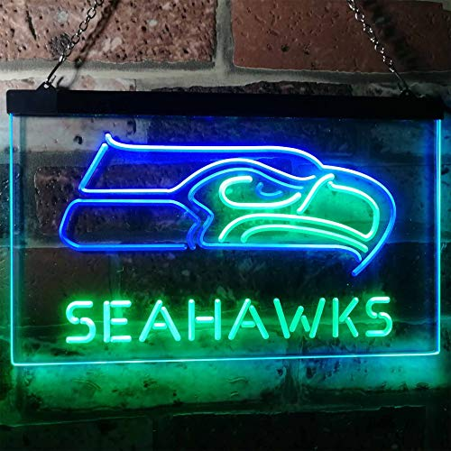 Top 7 seattle seahawks light up sign for 2019