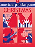 American Popular Piano - Christmas, Christopher Norton, 1897379498