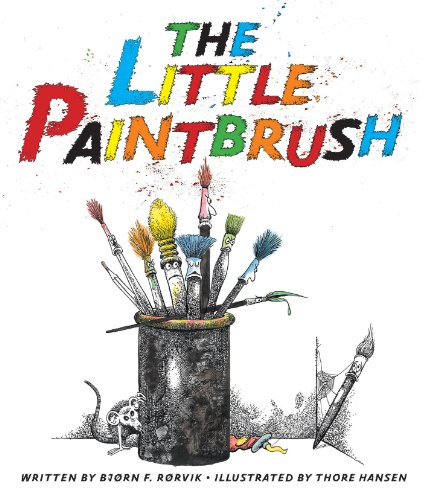 The Petite Paintbrush