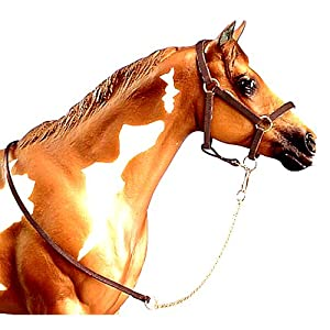 Breyer Traditional Halter with Lead Horse Toy Accessory
