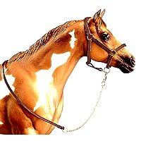 Breyer cabestro tradicional con accesorio de juguete de caballo de plomo