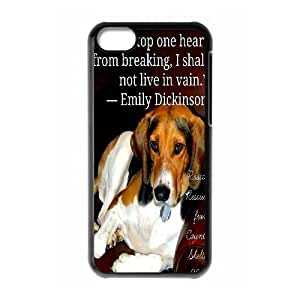 dog CUSTOM Cell Phone Case for ipod touch4 LMc-70670 at LaiMc