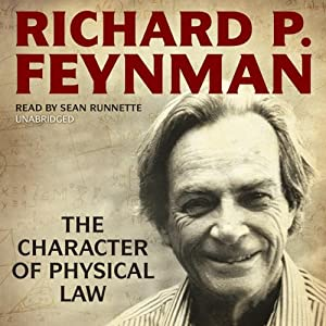 The Character of Physical Law Audiobook