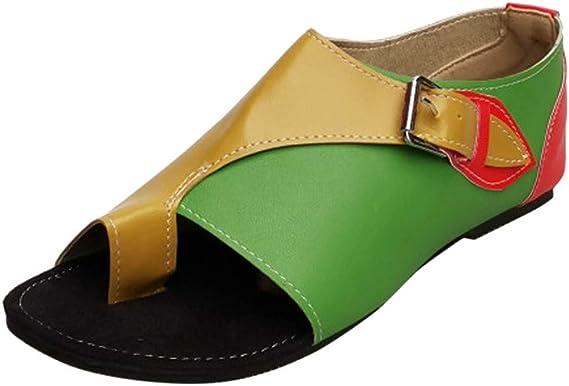 Darringls Sandalias para Mujer, Moda Sandalias de Plataformas ...