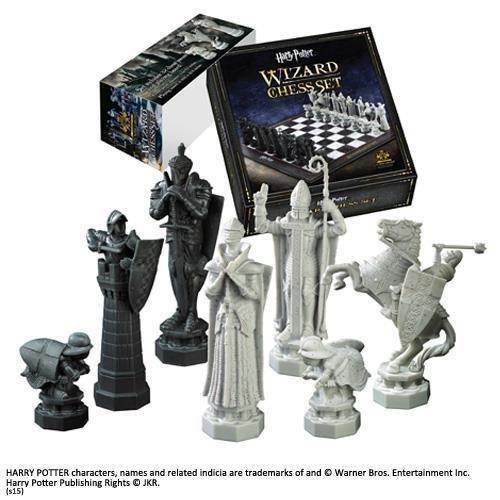 新しい ハリーポッター チェスセット Harry B076YSWTKL Potter - Wizard/ Chess/ Final Wizard Challenge Chess Set [並行輸入品] B076YSWTKL, カンフリエ:6c531853 --- nicolasalvioli.com