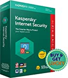 Kaspersky Internet Security 2 Users, 1 Year (Single Key) (CD)