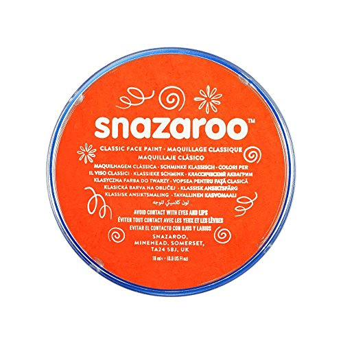 Snazaroo Classic Face Paint, 18ml, Lilac -