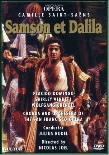 (Saint-Saens - Samson et Dalila / Rudel, Domingo, Verrett, San Francisco Opera)