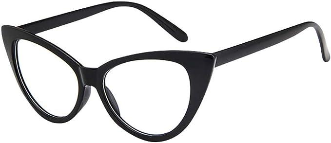 Rétro Miroir Pour Femme Vintage Lunettes de soleil Hipster Fashion Femme Lunettes oeil de chat