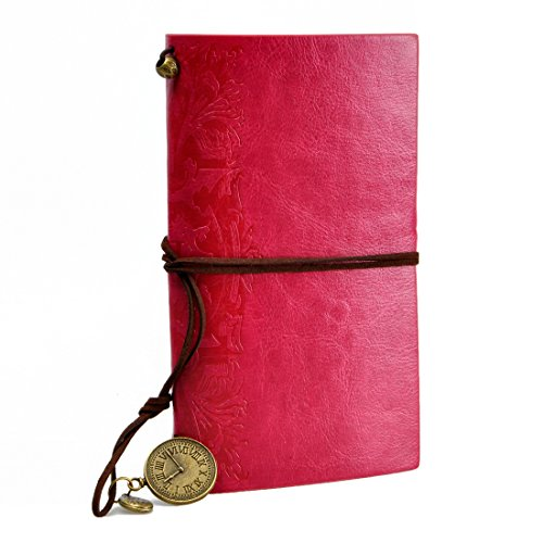 ZLYC Refillable Travelers Notebook Students
