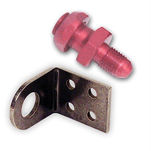 Longacre 45286 3/16' Bulkhead Brake Fitting with Tab 52-45286