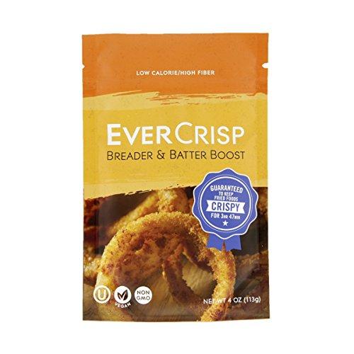 EverCrisp Breader & Batter Boost ☮ Vegan ✡ OU Kosher Certified ⊘ Non-GMO - 4 oz.