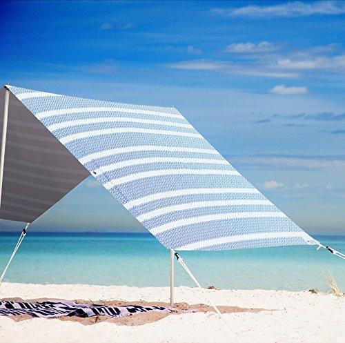 Santorini Beach Tent Review