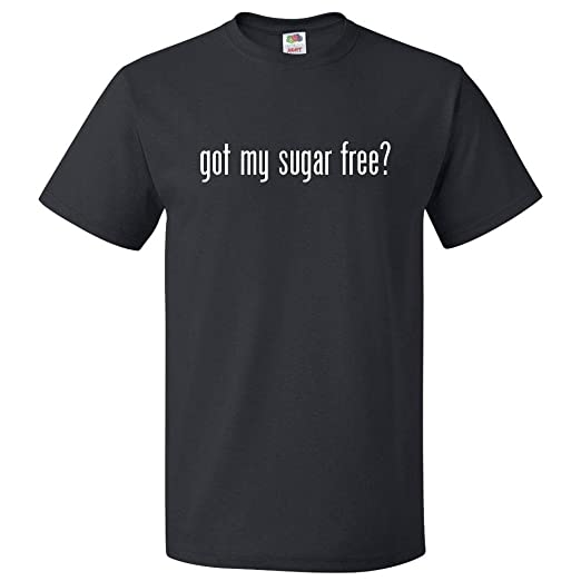 ShirtScope Got My Sugar Free? T shirt Tee