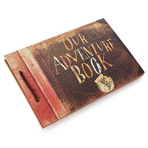 Nuestro / Our Adventure Book, GRT Nuestro / Our Adventure Book Álbum de fotos / Scrapbook de Pixar Up Hecho a mano, Estilo...