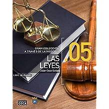 Las Leyes: Libro de Bolsillo Las Leyes a través de la Historia. (Spanish Edition)
