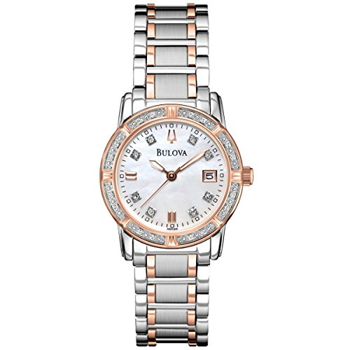 Bulova Women's Diamond Case Watch for sale  Delivered anywhere in Canada