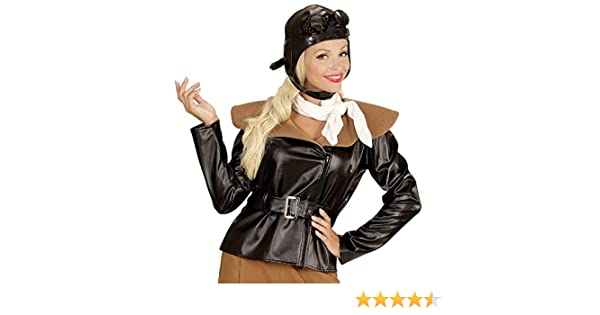 WIDMANN - Disfraz para Mujer Retro, Talla M (6582): Amazon.es ...