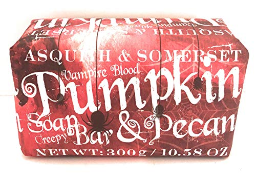 (Asquith And Somerset Pumpkin And Pecan Soap Bar 10.5)