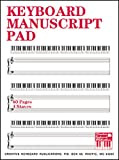 Keyboard Manuscript Pad, Mel Bay Publications Inc, 0786659599