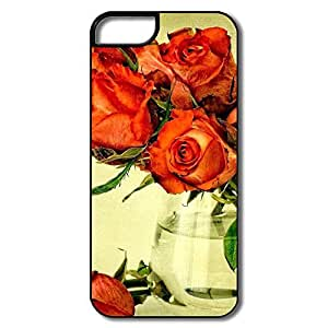 Sports Beautiful Roses IPhone 5/5s Case For Friend