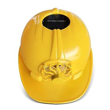 Casco de trabajador de construcción Casco de seguridad de trabajo Casco de ingeniería Casquillo de construcción