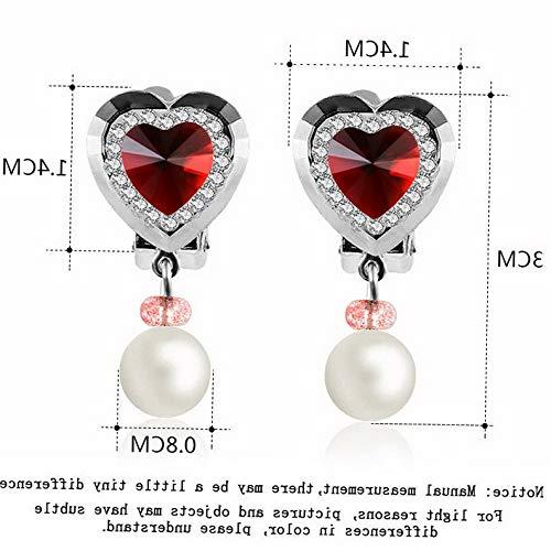 Crookston Elegent Women Tassel Metal Boho Round Ball Crystal Dangle Hook Earrings Jewelry | Model ERRNGS - 2228 |