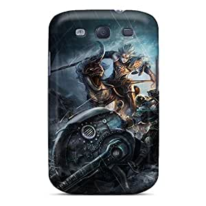CqLomUB6169YVHnc Anti-scratch Case Cover AnnetteL Protective Argo Case For Galaxy S3