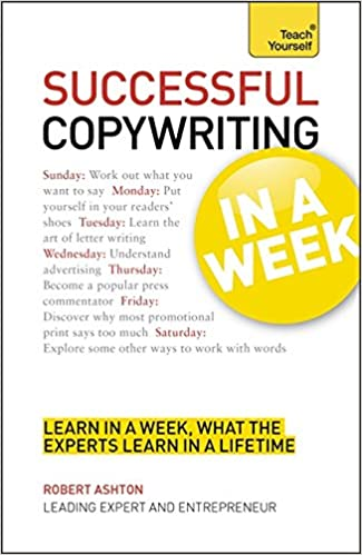 Book Teach Yourself Successful Copywriting in a Week