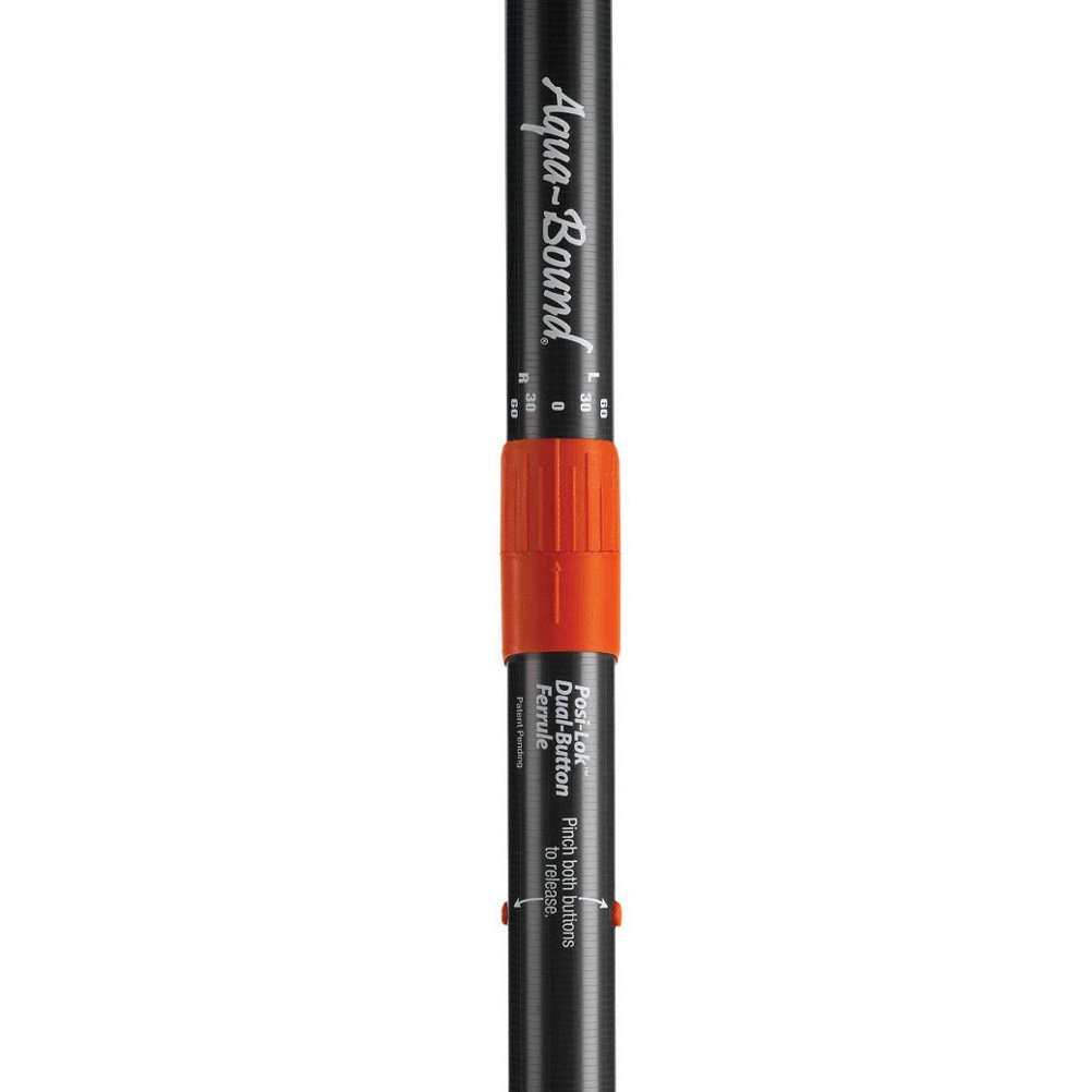 Amazon.com : Aqua-Bound Manta Ray Hybrid 2-Piece Posi-LokTM Kayak Paddle : Aqua Bound Kayak Paddle : Sports & Outdoors