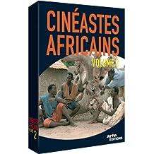 COFFRET CINÉMA AFRICAIN VOL. 2 - 4 DVD - PVC 58.20