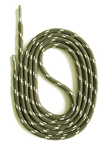 Lacci 5mm crema Lavoro Verde Snors Di Scarpe Stringhe Da Ca Crema Verde Trekking Grigio Sicurezza Per Shoefriends w8q5C8A